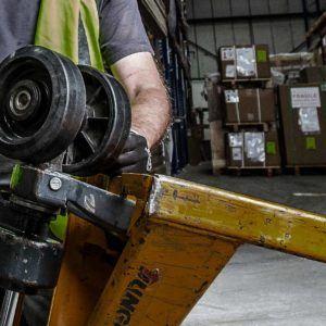 Five myths about pallet truck servicing