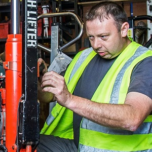 Pallet Truck Inspection